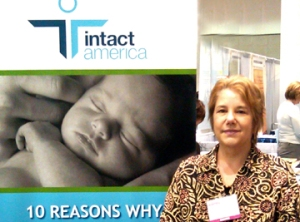 Georganne Chapin, Executive Director of Intact America